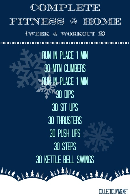 Week 4 Workout 2