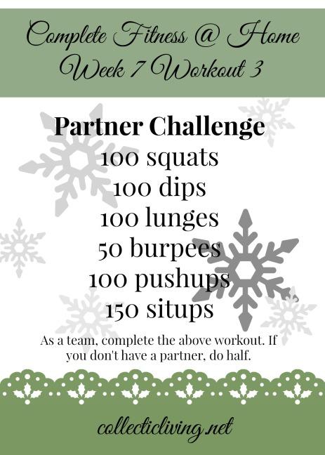 Week 7 Workout 3